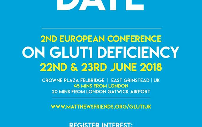II Conferencia Europea sobre GLUT1