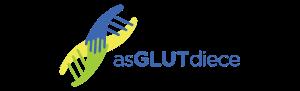 logo Glut1 Dieta Cetogénica asGLUTdiece color