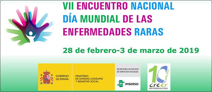 VII Encuentro Nacional Día Mundial de las Enfermedades Raras