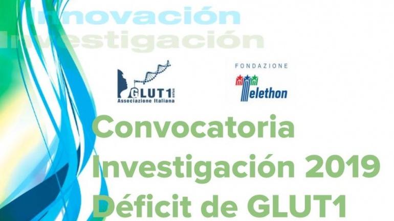 Convocatoria de investigación para el Déficit de Glut1.