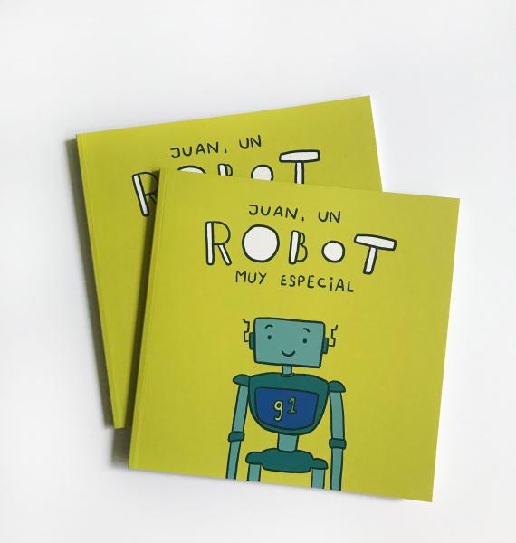 asglutdiece cuento robot juan