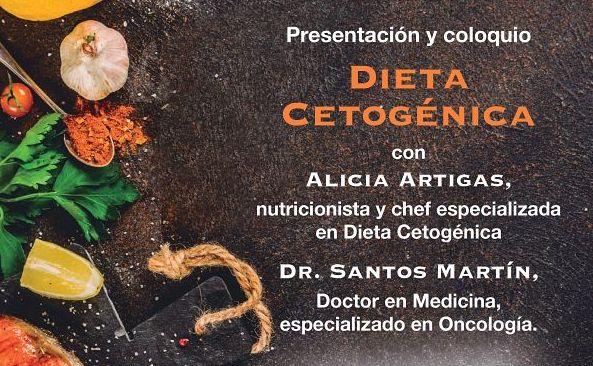 Presentación y coloquio Dieta Cetogénica