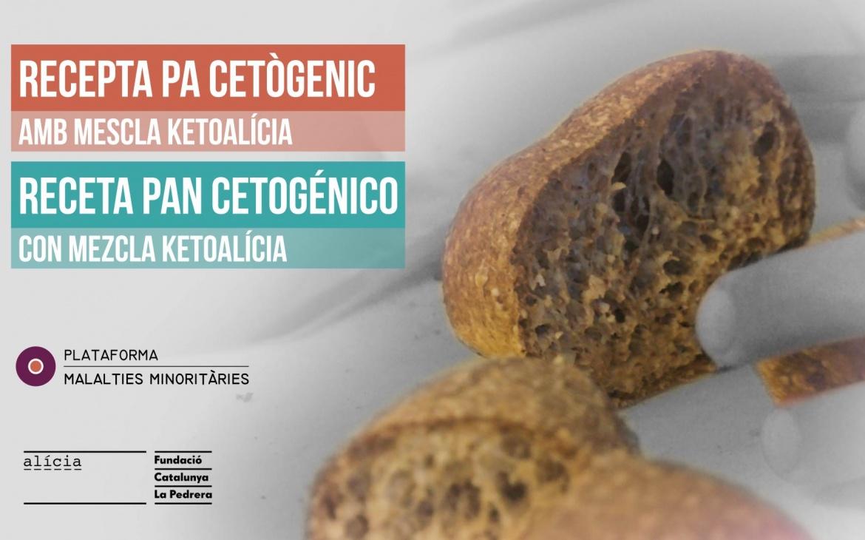 Receta pan cetogénico