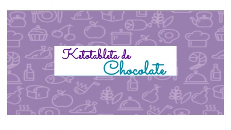 Ketotableta de chocolate
