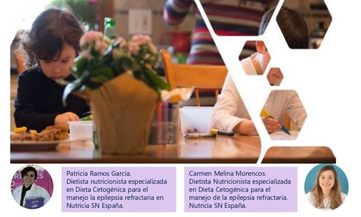 Webinar «Dieta Cetogénica para epilepsia»