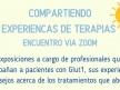 Encuentro experiencias terapeuticas Glut1