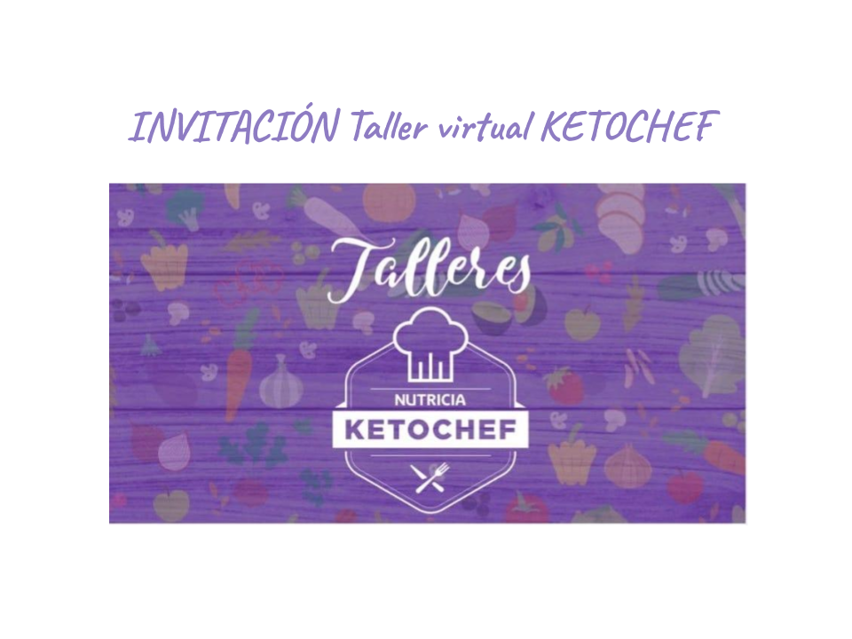 Taller virtual Ketochef