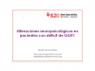 Webinar Glut1 2020.  Marta Gil, Neuropsicóloga infantil
