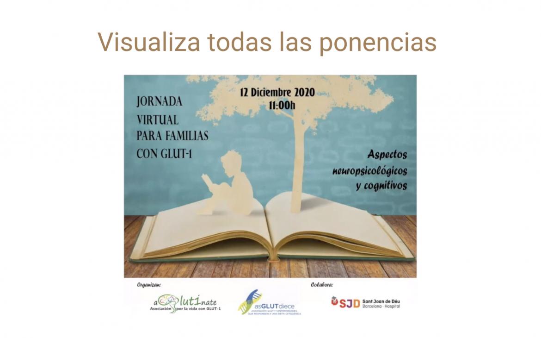 Webinar Glut1 2020 «Aspectos neuropsicológicos y cognitivos»