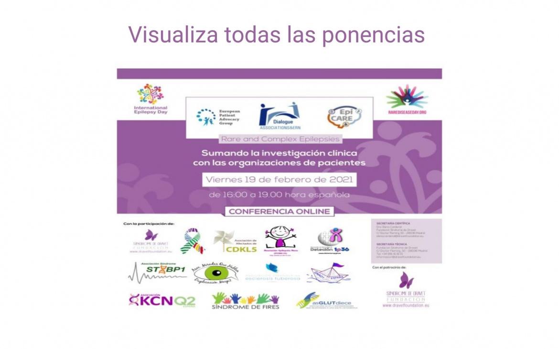 Epilepsias raras y complejas: Sumando la Investigación Clínica con las   Organizaciones de Pacientes
