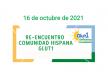Encuentro virtual Glut1 Comunidad Hispana